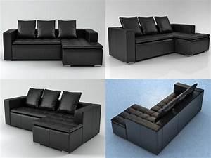 Mezzo International Sofa : mezzo sofa 3d model turbosquid 1181818 ~ Markanthonyermac.com Haus und Dekorationen