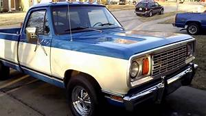 1978 Dodge D100 Custom On Propane Update