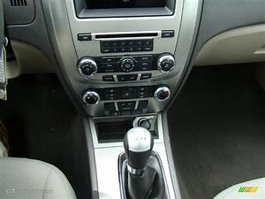 2010 Ford Fusion S 6 Speed Manual Transmission Photo