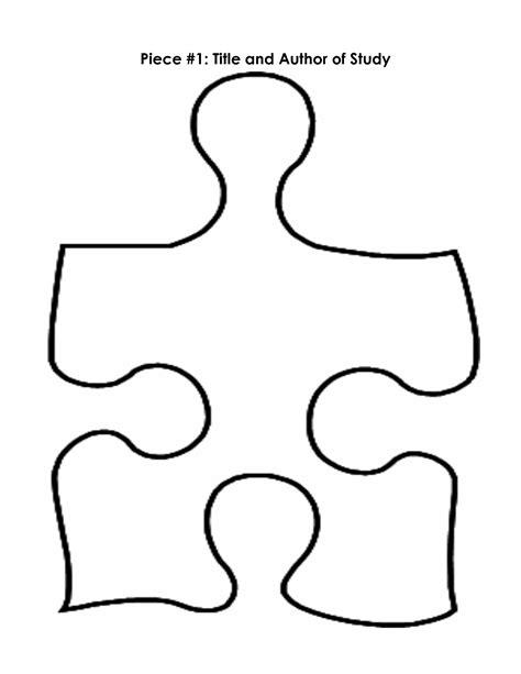 4 puzzle template puzzle template 6 pieces clipart best