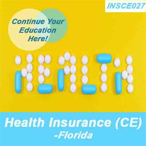 Prepare for your florida life & health insurance license with kaplan financial education's prelicensing and exam prep study options. Florida: 8 hr All Licenses CE - Overview of the Health Insurance Industry