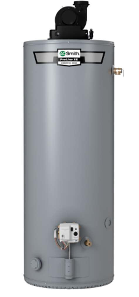 Proline® Xe Power Vent 40gallon Gas Water Heater