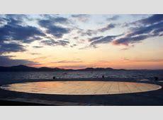 Zadar Dalmatien – Zadar Meeresorgel und Gruß an die