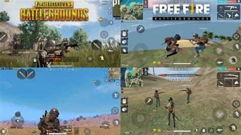 They are all good in their places. Is Free Fire Better Than Pubg Mobile Understand The