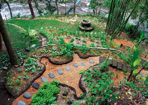 garden image design permaculture design principle 7 design from patterns to details