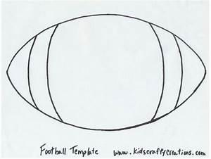 Football crafts, Preschool and Football on Pinterest