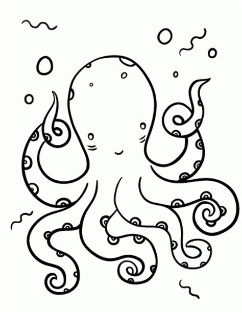 octopus coloring page get this free octopus coloring pages to print 590f27