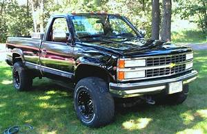 1990 Chevrolet C  K 2500 Series - Information And Photos