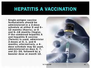 Hawai'i Genki... Hepatitis A Vaccine