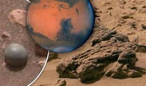 ALIEN NEWS: 'Cannonball' found on Red Planet 'proof ...
