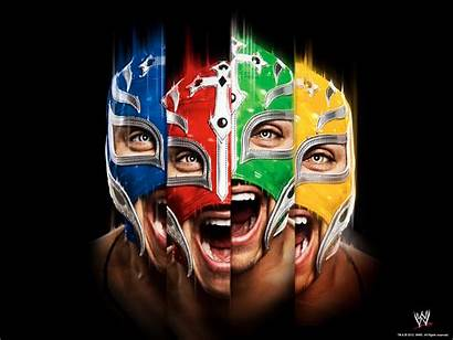 Rey Mysterio Wwe Background Wallpapers Fanpop Mask
