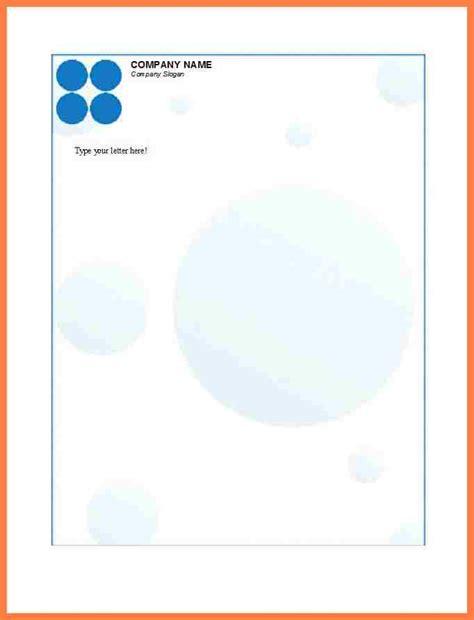 company letterheads templates company letterhead