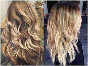 36 Blonde Balayage Hair Color Ideas with Caramel, Honey ...