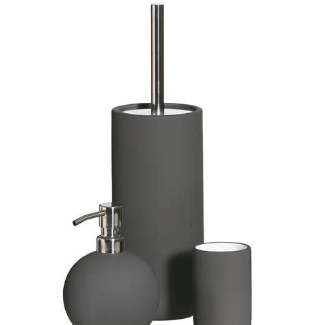 Bathroom Kits Nz by Bathroom Accessories Avalon Charcoal Toilet Brush