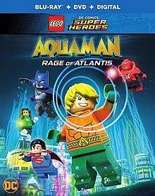 lego dc comics super heroes aquaman rage  atlantis