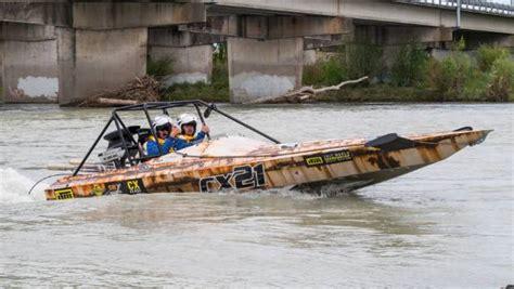 Boat Crash Saturday by Fatal Jet Boat Crash Just A Freak Driver Says