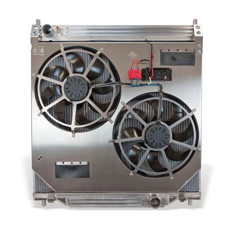 radiator and fan combo flex a lite 59274 radiator fan combo ebay