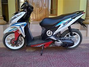 Modifikasi Kiprok Vario