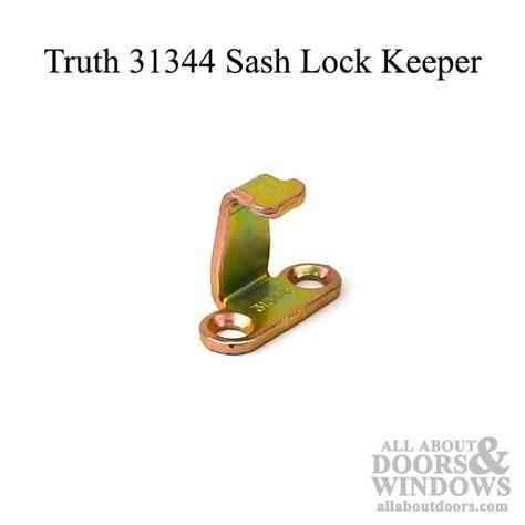 truth keeper sash lock casement window