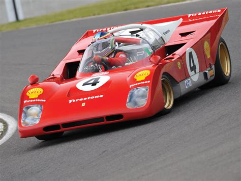 Extensive period race history, with numerous 1st place finishes. Ferrari Dino 206 S - 1967
