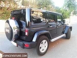 Prix Jeep : jeep wrangler occasion safi diesel prix 420 000 dhs r f sai369 ~ Gottalentnigeria.com Avis de Voitures