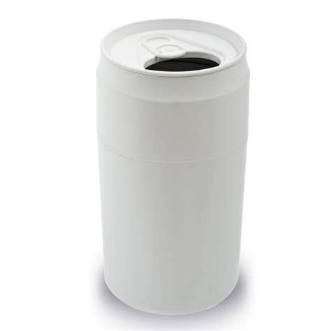 poubelle de cuisine blanche poubelle cannette qualy blanche poubelle cuisine