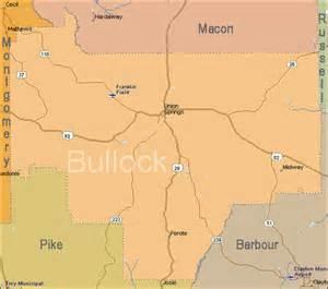 Bullock County Hiking & Biking Trails