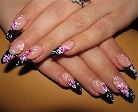 Crazy Nail Arts For Girls