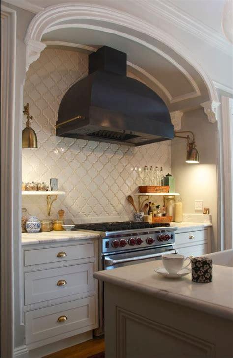 arabesque tile kitchen backsplash westside tile  stone