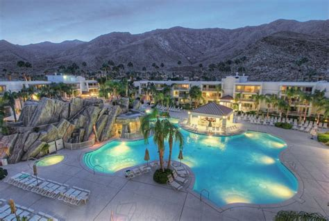 luxurious living top 10 resorts in palm springs