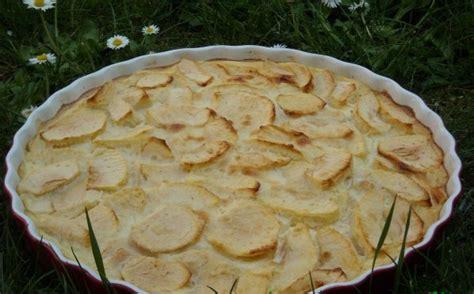 ronde interblog 16 flan aux pommes les gourmandises de n 233 mo