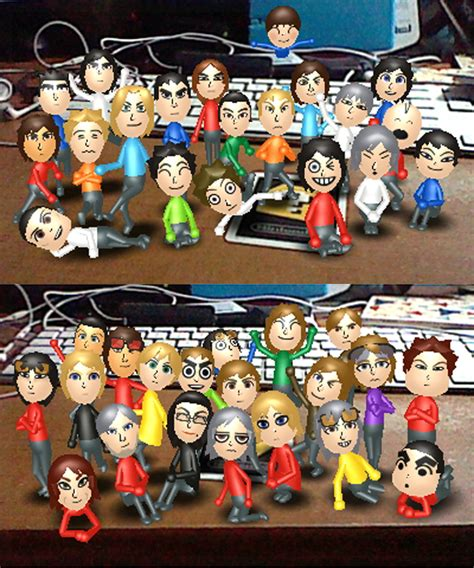 Omega pages 2, 3, and 4 in my gallery. SJB: the Mii Showcase by Superjustinbros on DeviantArt