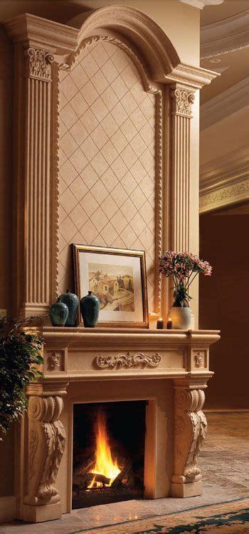 royal cast stone fireplace overmantel fireplaces