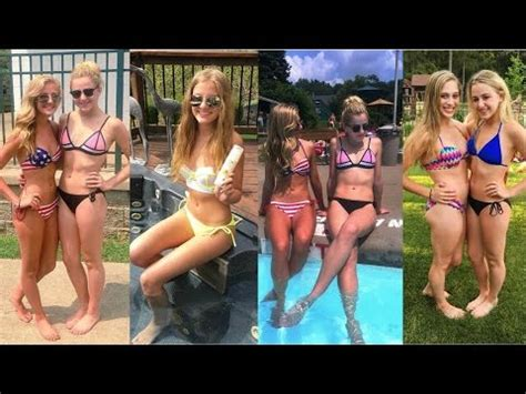 chloe lukasiak bikini brooke hyland bikini by thewartto