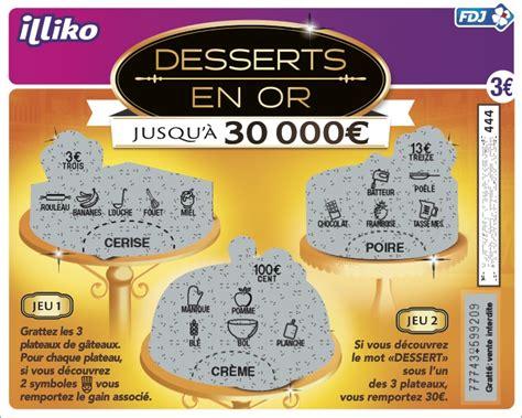 jeux de dessert gratuit la fran 231 aise des jeux sort un jeu de grattage olfactif reponse conso