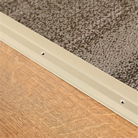 laminate floor transition strips laminate flooring door threshold transition cover