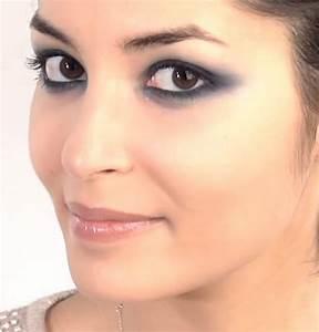 Maquillage Soirée Yeux Marrons : maquillage yeux marrons cheveux bruns maquillage yeux ~ Melissatoandfro.com Idées de Décoration