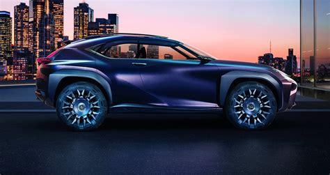 Lexus Car : Lexus Ux Concept Reveals Compact Suv Plans In Paris