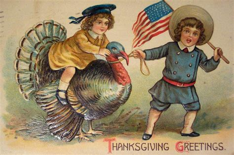 retro thanksgiving vintage holiday images cards vintage thanksgiving cards images