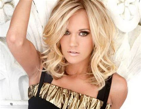 Carrie Underwood Haircut