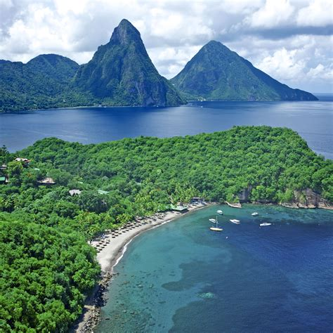 St Lucias Luxury Beach Hotels Are The Caribbeans Best