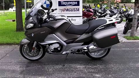 Bmw R1200rt For Sale by Used 2010 Bmw R1200rt Grey At Cycles Of Ta Bay