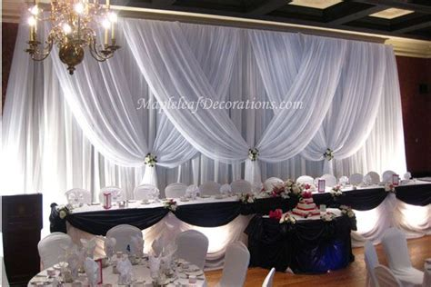 Toronto Wedding Decorations