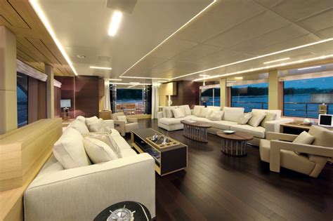 Interior Photo by Sale Of 4th Benetti Classic Supreme 132 Yacht Yacht