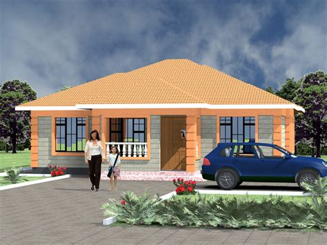 Small 3 Bedroom House Plans Design HPD Consult