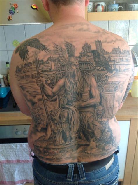 odin tattoos und odinbilder