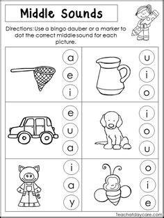 beginning sounds worksheets  letters