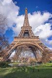 eiffel tower  angle stock  image