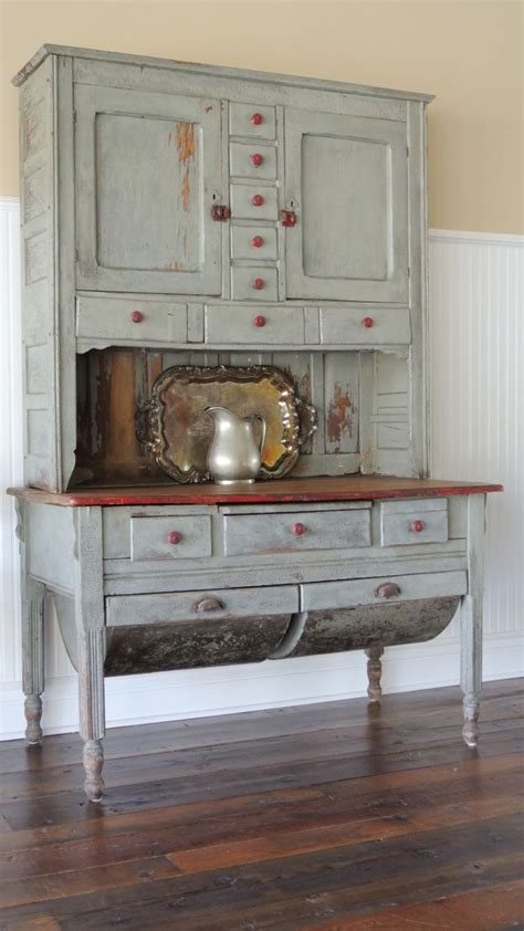 Possum Belly Hoosier Cabinet by Possum Belly Hutch Circa 1860