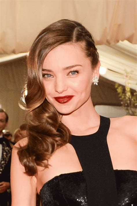 miranda kerr hair styles hairstyles that prove don t all the 4568